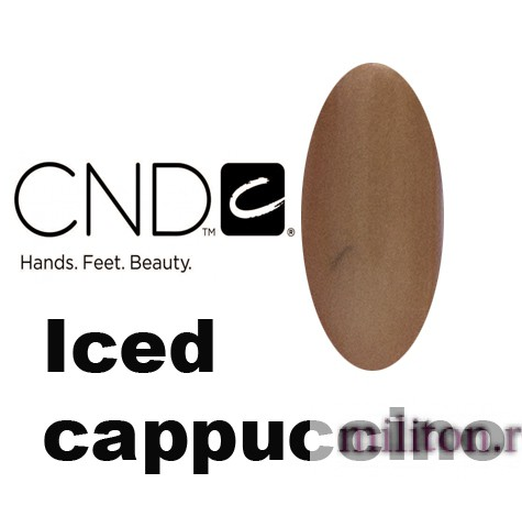 CND Iced cappuccino