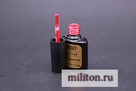Bluesky thermo top coat, red