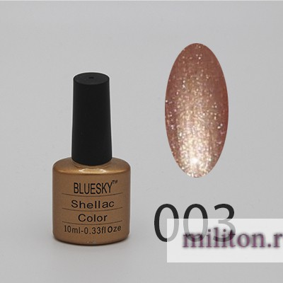 Bluesky Shellac 003