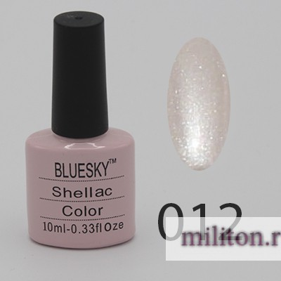 Bluesky Shellac 012