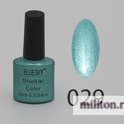 Bluesky Shellac 029
