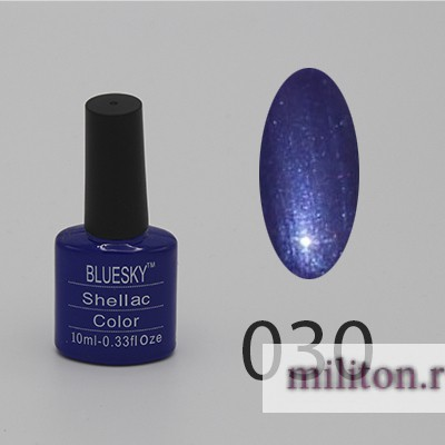 Bluesky Shellac 030