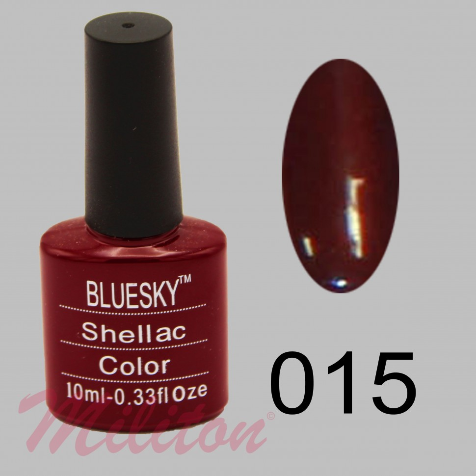 Bluesky Shellac 015