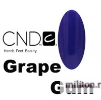 CND Grape Gum