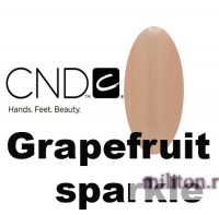 CND Grapefruit sparkle